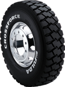 13R22.5 FULDA CROSSFORCE 156/150G M+S