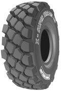 23.5R25 MICHELIN X-SUPER TERRAIN + E4 ** 185B TL